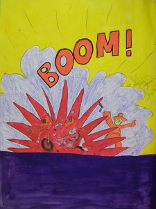 Boom! copyright 1976 by Michael D. Smith