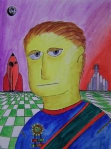 Jack Commer, Supreme Commander, Draft 1