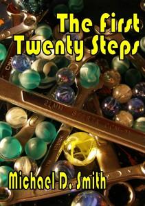 The First Twenty Steps published by Sortmind Press