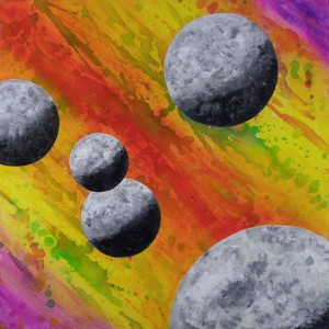 Moon Frequencies copyright 2009 by Michael D. Smith