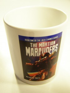 The Martian Marauders Coffee Cup