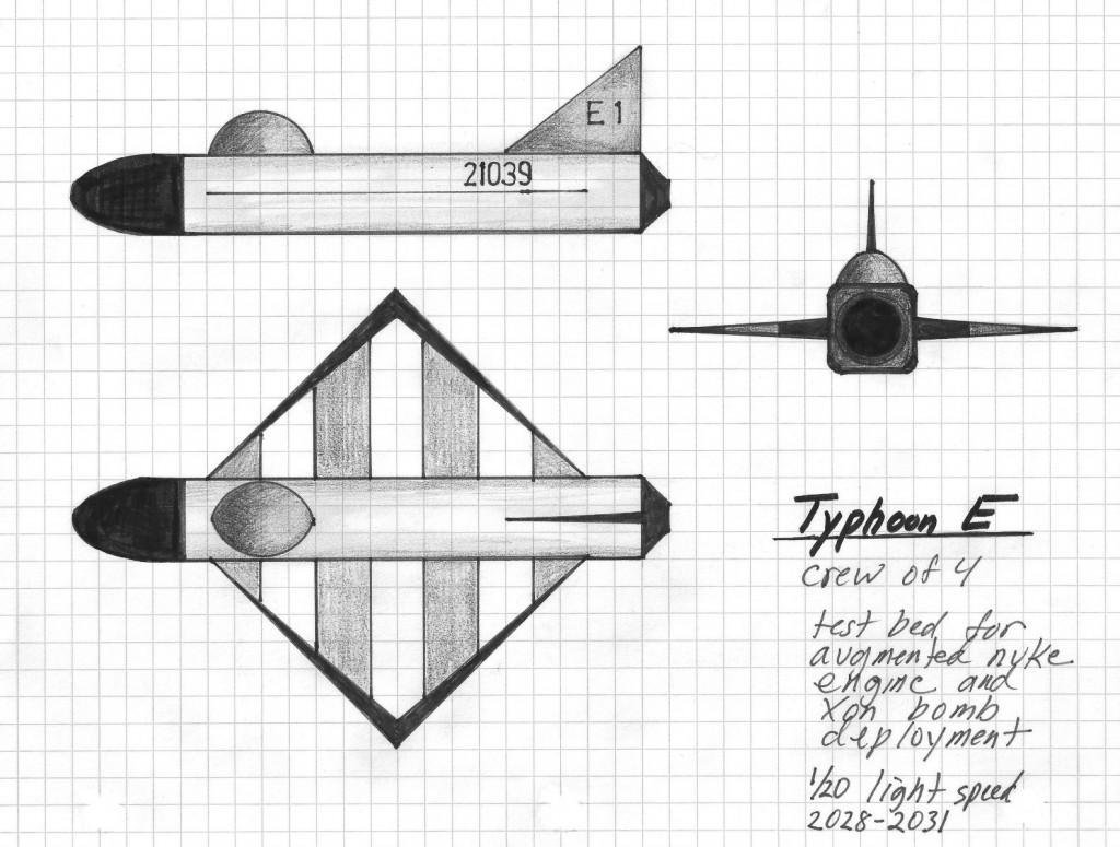 Typhoon E copyright 2014 Michael D Smith