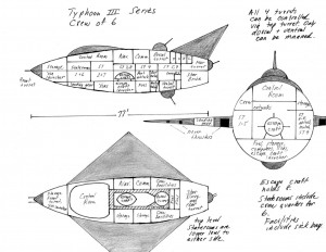Typhoon III Series copyright 2014 Michael D. Smith