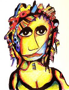 Teresa Emersonn copyright 2008 by Michael D. Smith