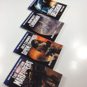 The Jack Commer, Supreme Commander Series by Michael D. Smith