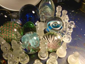 Paperweights and Chessmen copyright 2015 by Michael D. Smith