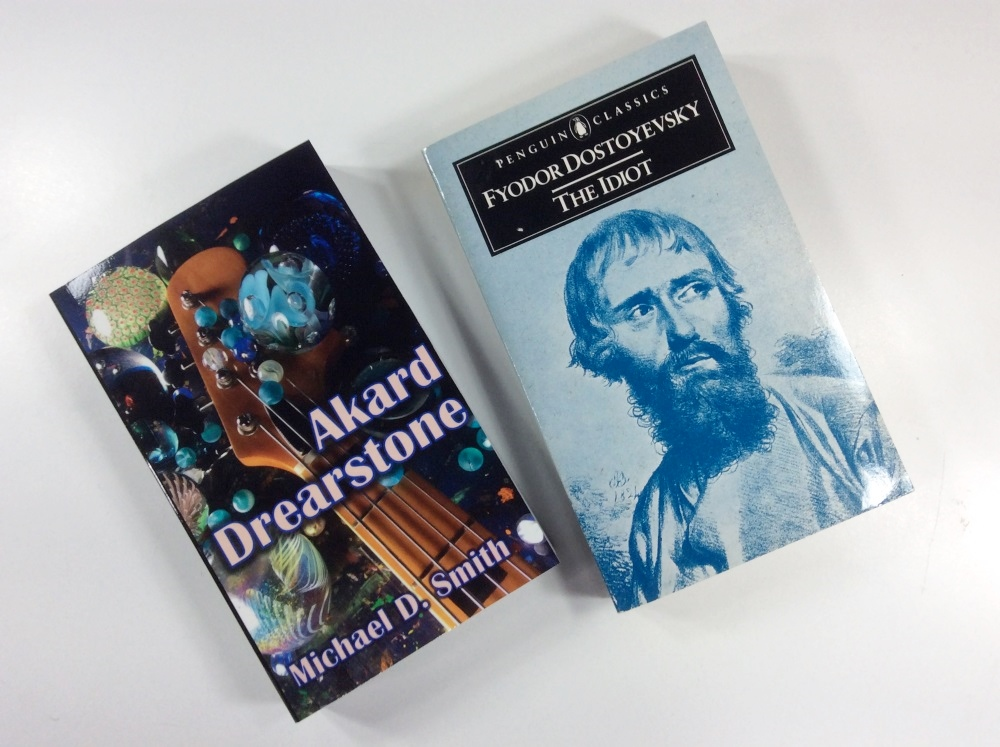 Akard Drearstone and the Idiot Mass Market Paperbacks