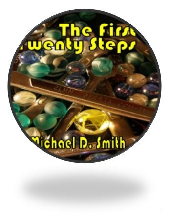 The First Twenty Steps by Michael D. Smith