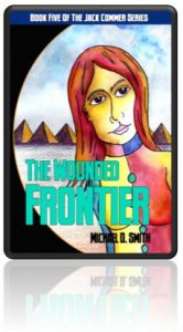 The Wounded Frontier from Double Dragon Publishing