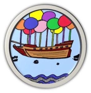 Balloon Ship Armaggedon copyright 2019 by Michael D. Smith