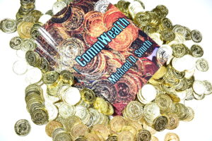 CommWealth trade paperback from Amazon